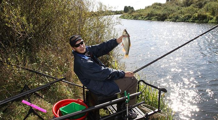 прикормка для крупной рыбы