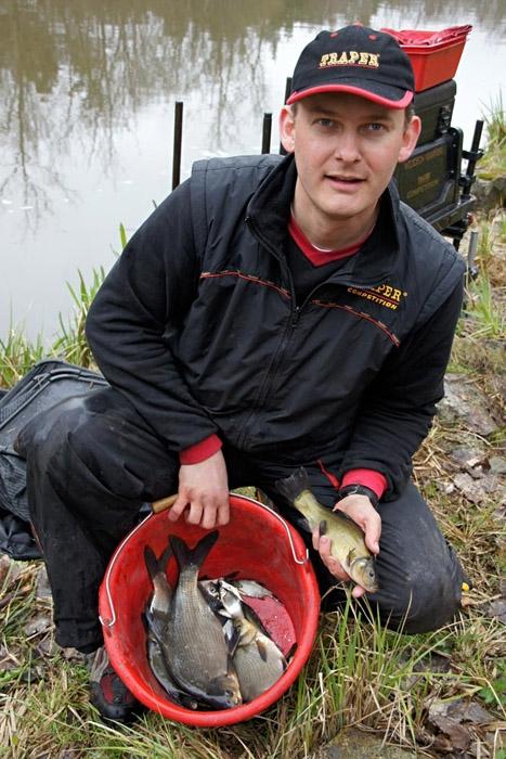 прикармливание рыбы