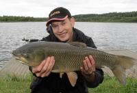 Рыбалка на Чернице