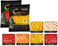 Вулканизированная кукуруза (Corn puff)