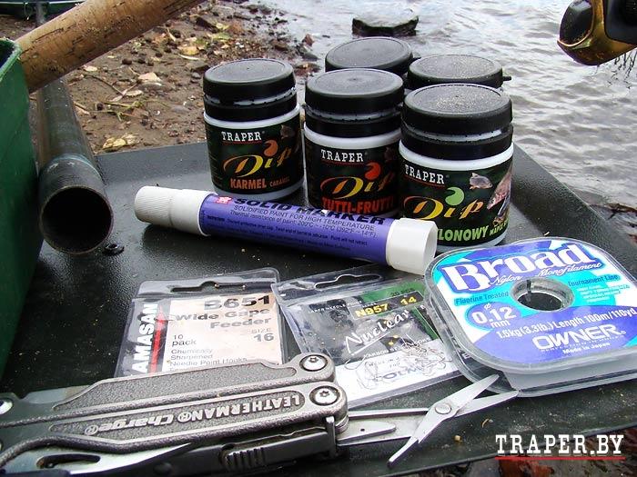 как рыбачить на припяти